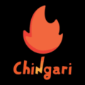 Chingari icon black