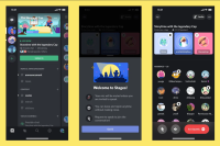 Discord stage channels