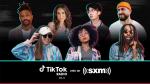 TikTok SiriusXM partnership