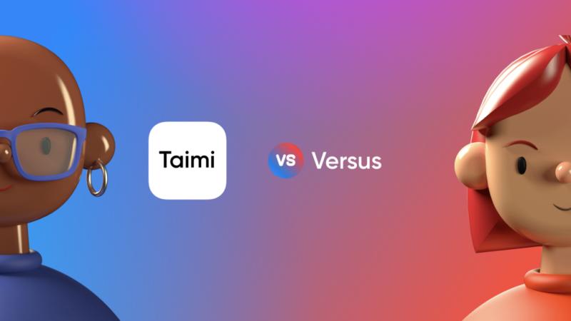 Taimi versus battles