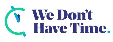 Wedonthavetime logo