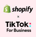 TikTok Shopify partnership