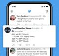 Twitter bot account